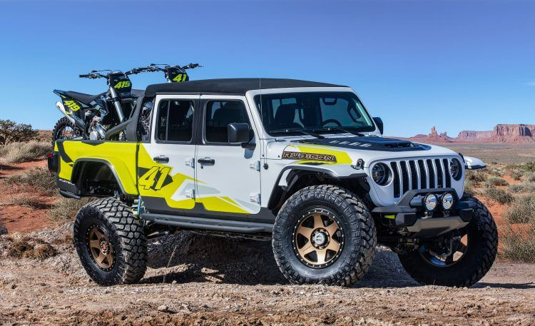 Six Totally Awesome Concepts at the 2019 Easter Jeep Safari 2