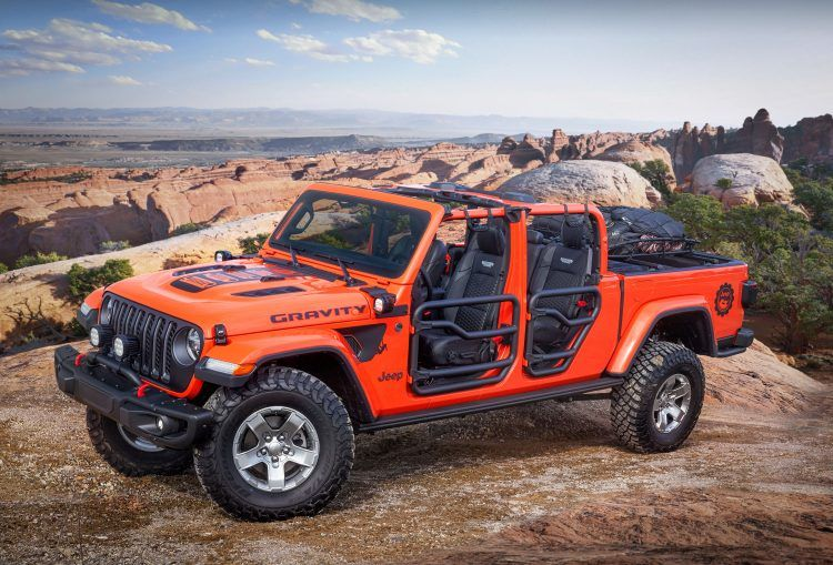 Six Totally Awesome Concepts at the 2019 Easter Jeep Safari 6