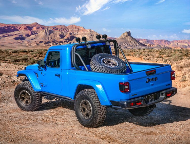 Six Totally Awesome Concepts at the 2019 Easter Jeep Safari 4