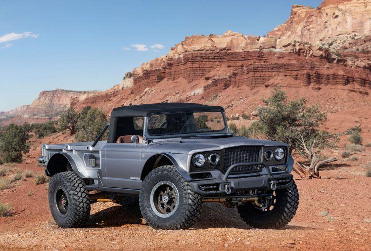 Jeep M 715 Five Quarter