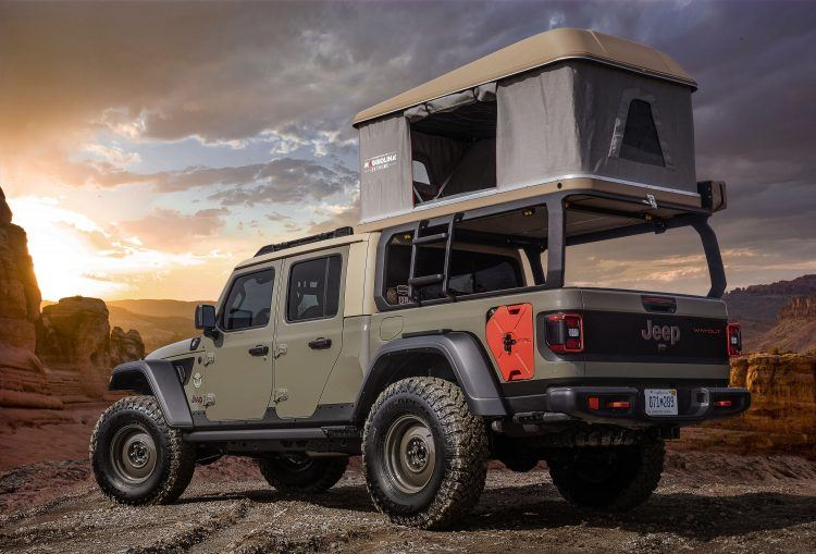 Six Totally Awesome Concepts at the 2019 Easter Jeep Safari 1