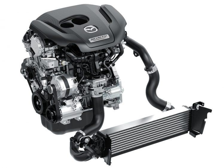 Mazda CX 9 Turbocharged SKYACTIV G 2.5T