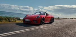 2019 Porsche 911 Speedster: Consult Your Doctor Before Driving!