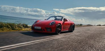 PCNA19 0376 fine 370x180 - 2019 Porsche 911 Speedster: Consult Your Doctor Before Driving!