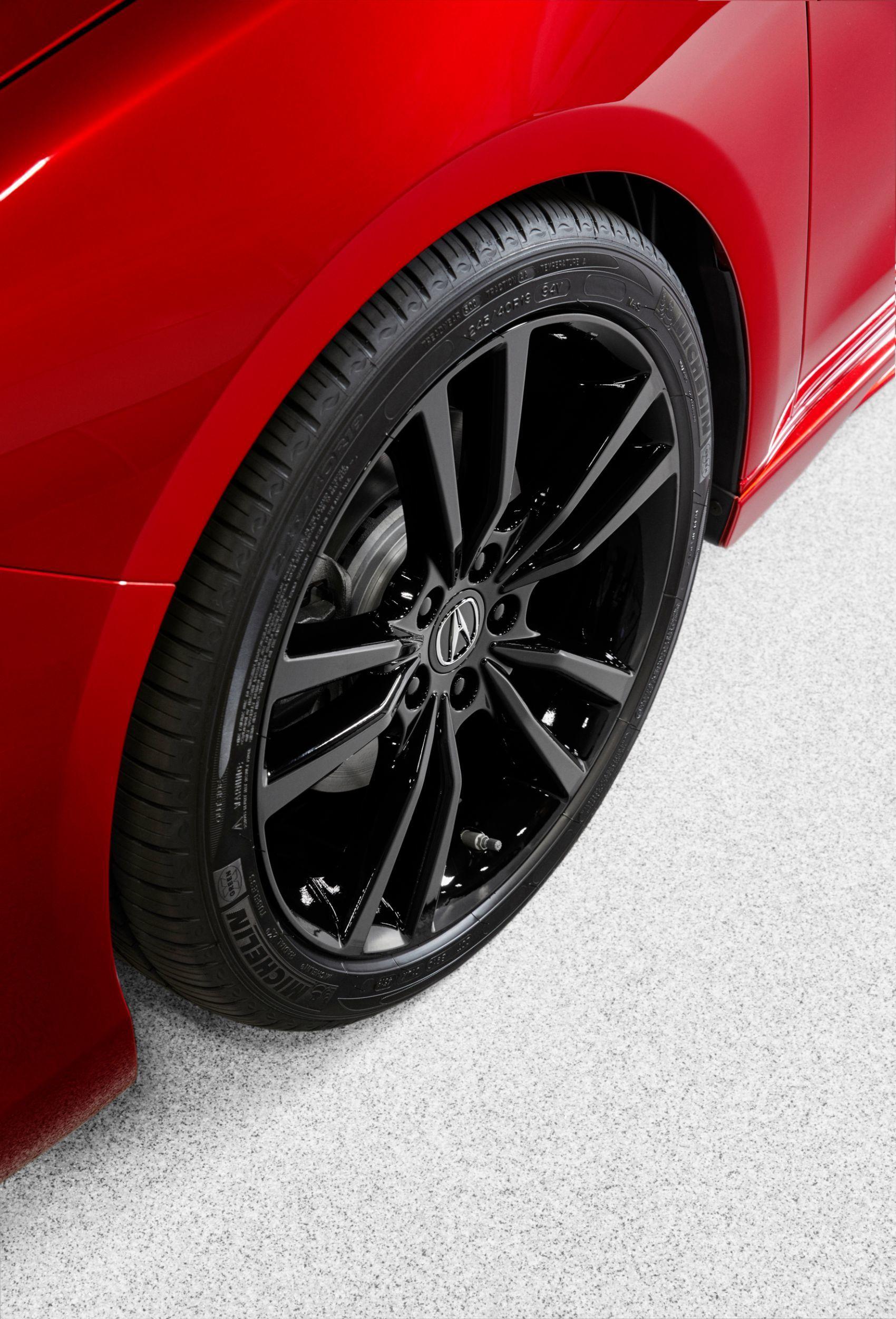 Acura Tlx Pmc Edition A Brief Walk Around