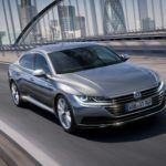 The new Volkswagen Arteon Large 6541