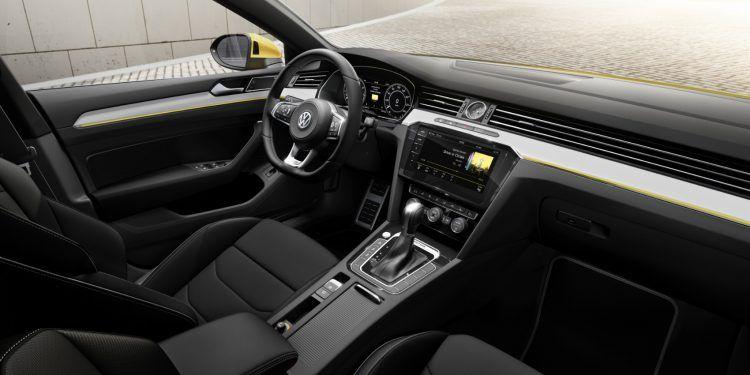 The new Volkswagen Arteon Large 6550