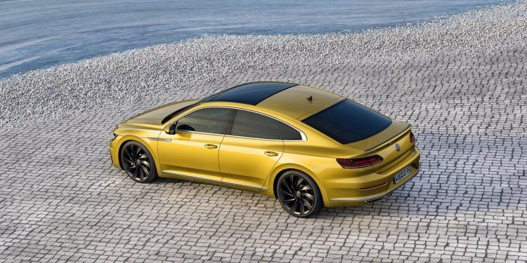 The new Volkswagen Arteon Large 6553