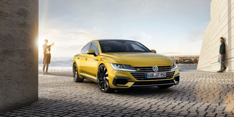 The new Volkswagen Arteon Large 6558