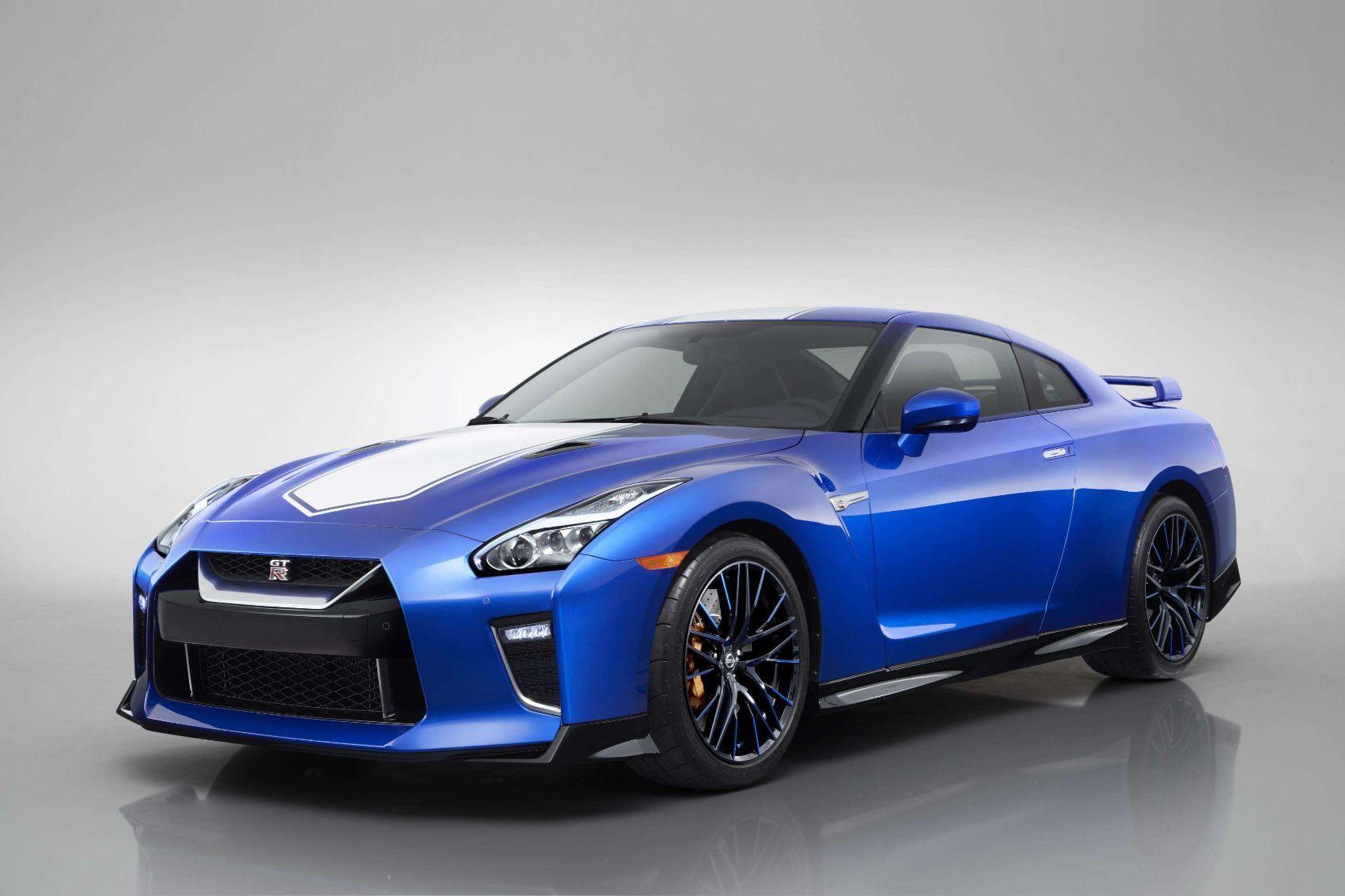 2020 Nissan GT-R 50th Anniversary & GT-R NISMO: Godzilla ...