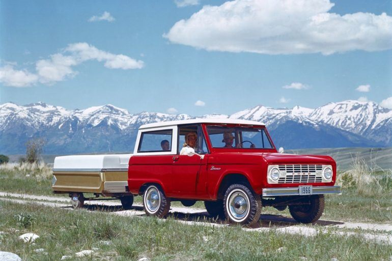 Classic Ford Bronco Versus S&P: Can This 4x4 Out Climb The Markets? 16