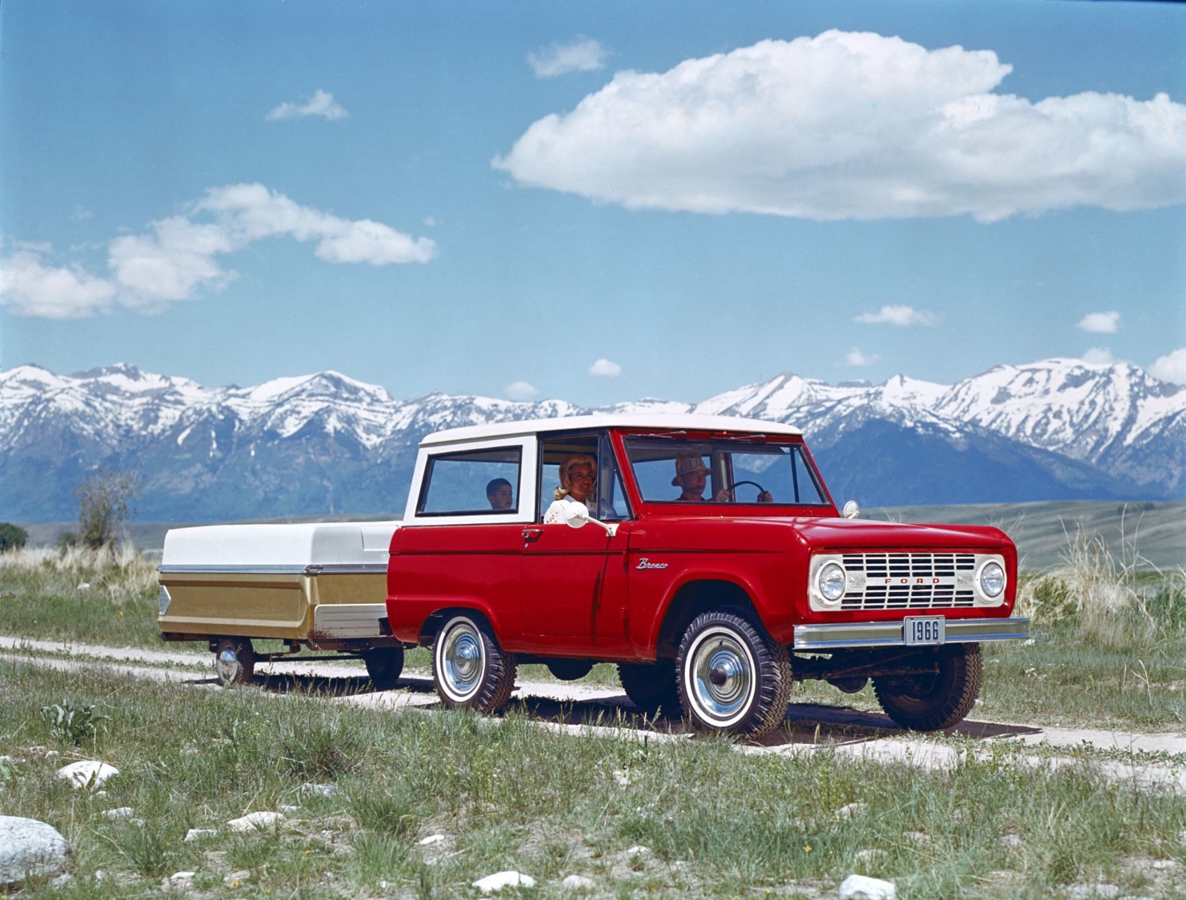 Classic Ford Bronco Versus S&P: Can This 4×4 Out Climb The Markets?