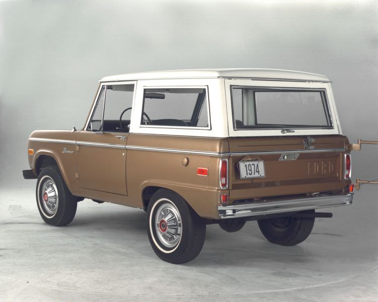 Classic Ford Bronco Versus S&P: Can This 4x4 Out Climb The Markets? 2