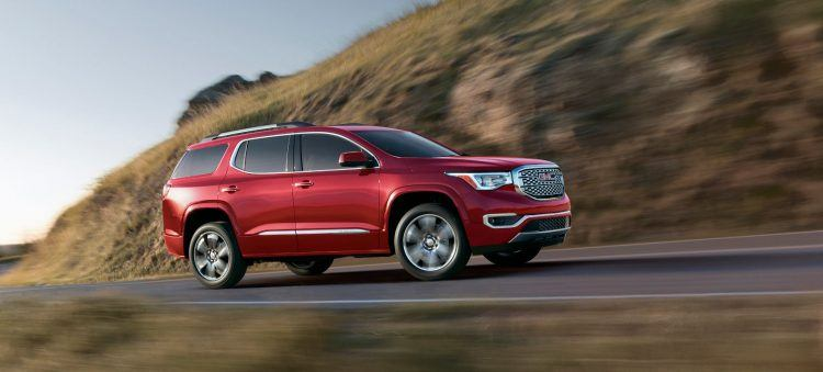 2019 GMC Acadia Review: A Nice Middle Ground For Families 19