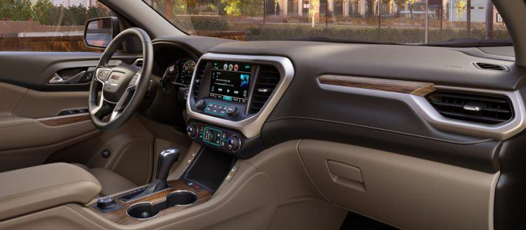 2019 GMC Acadia Review: A Nice Middle Ground For Families 17