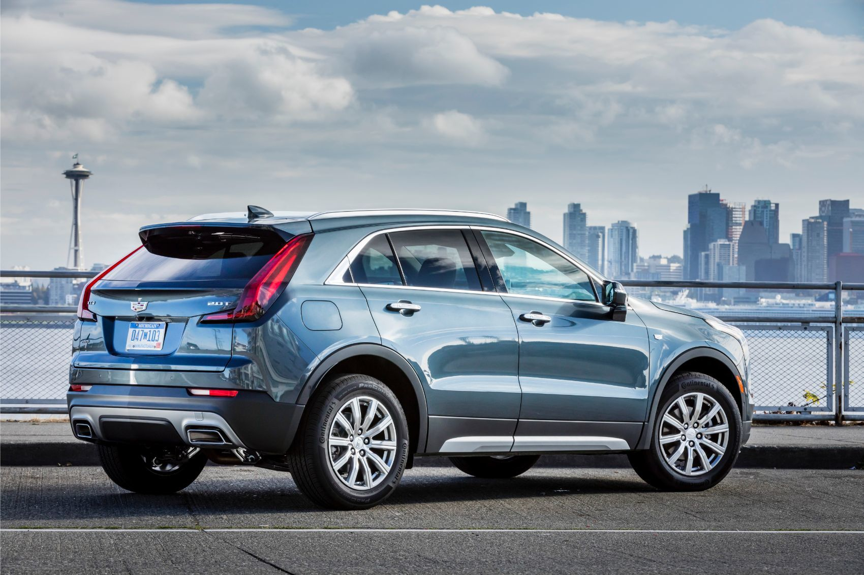 2019 Cadillac Xt4 Review Affordable Luxury For Younger Buyers