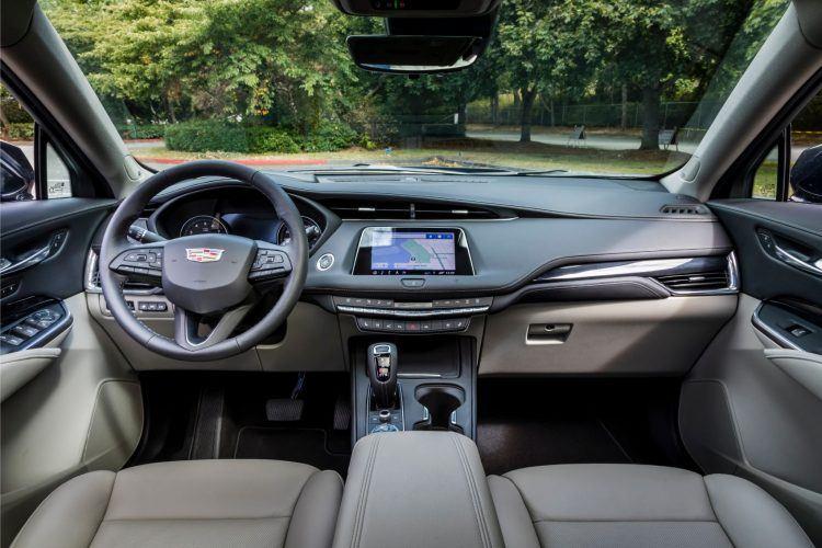 2019 Cadillac XT4 067