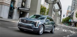 2019 Cadillac XT4 Review: Affordable Luxury For Younger Buyers