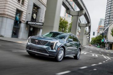 2019 Cadillac XT4 Review: Affordable Luxury For Younger Buyers 24