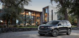 2019 GMC Acadia Review: A Nice Middle Ground For Families