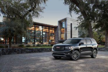 2019 GMC Acadia All Terrain 004