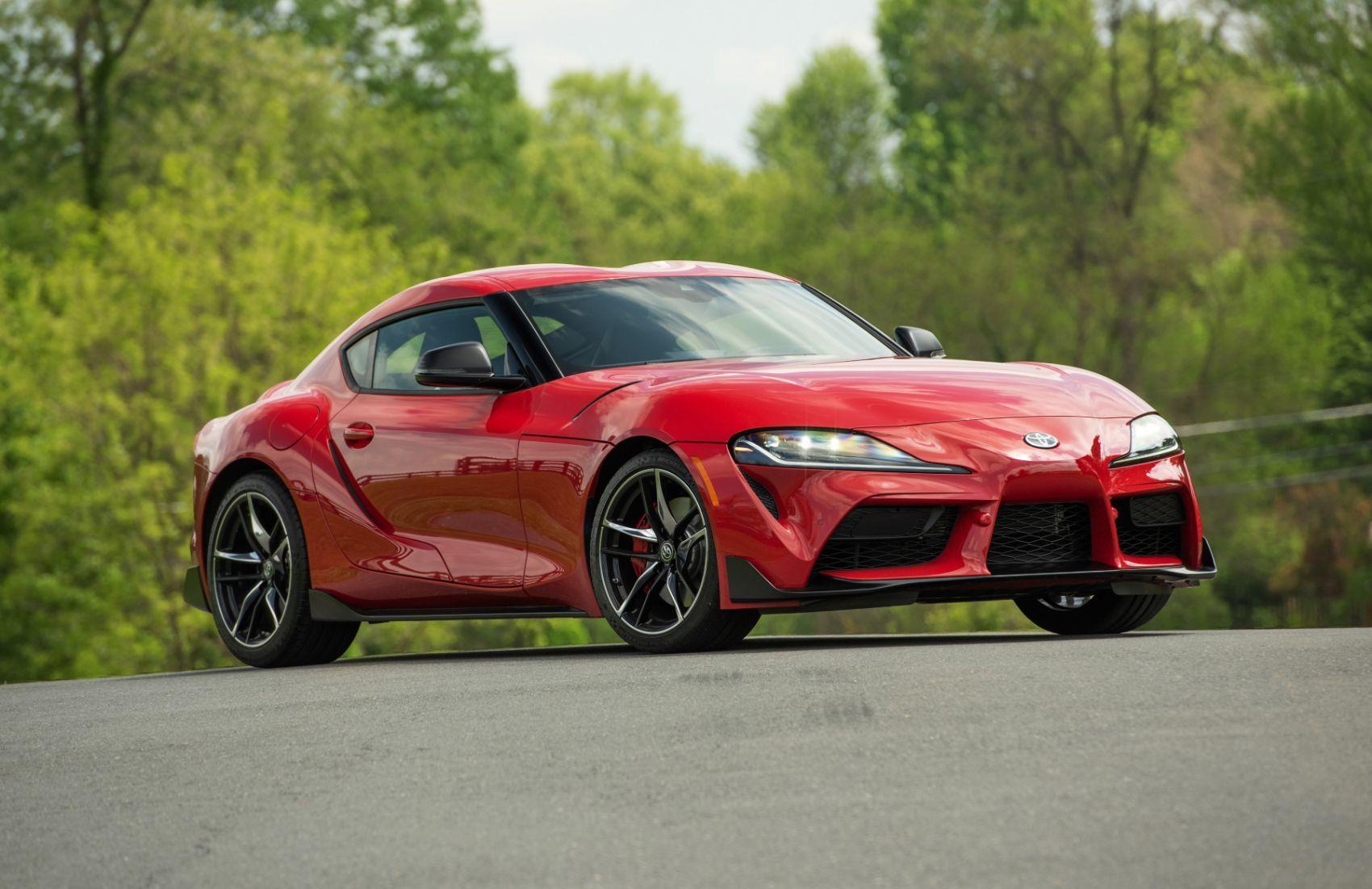 2020 toyota supra: the best toyota sports car?