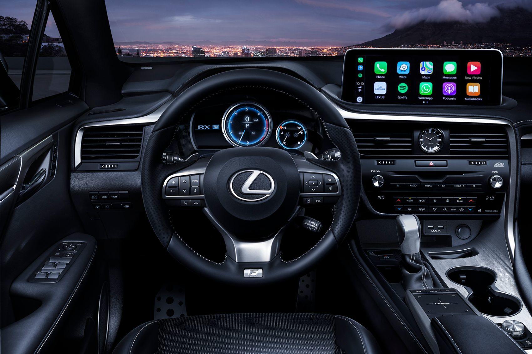 2020 Lexus RX & RXL: A Brief Yet Detailed Walk Around