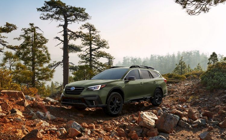 2020 Subaru Outback: A Brief Look At The Trim Levels & Pricing 3