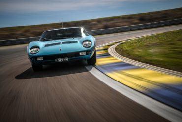 Little Tony's Lamborghini Miura P400 Sings Again 18