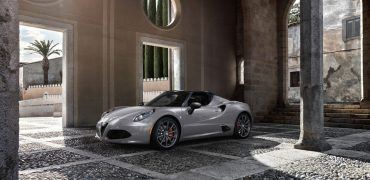 Alfa Romeo 4C Spider 370x180 - Best Convertibles For 2019? Here Are 10 Fast & Fun Options