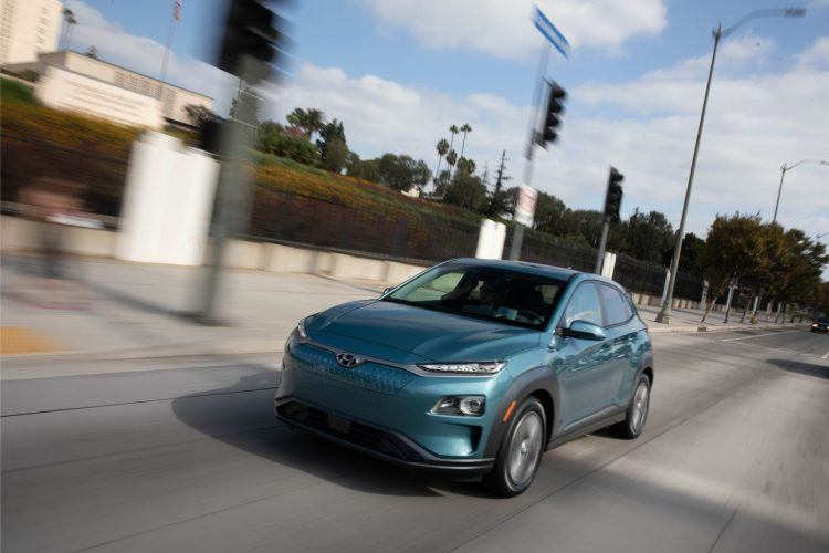 Virtual Showdown: Tesla Model 3 Versus Hyundai Kona Electric 20