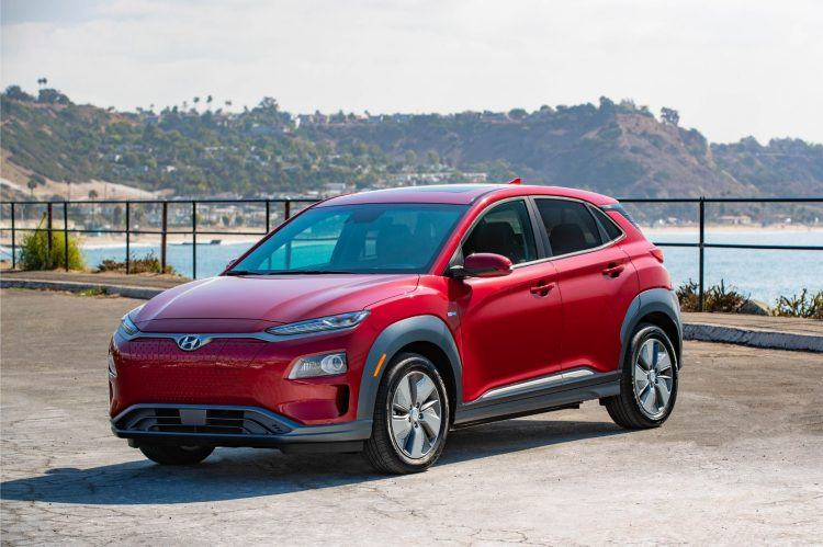 Virtual Showdown: Tesla Model 3 Versus Hyundai Kona Electric 19