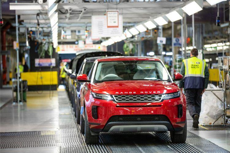 Jaguar Land Rover Manufacturing