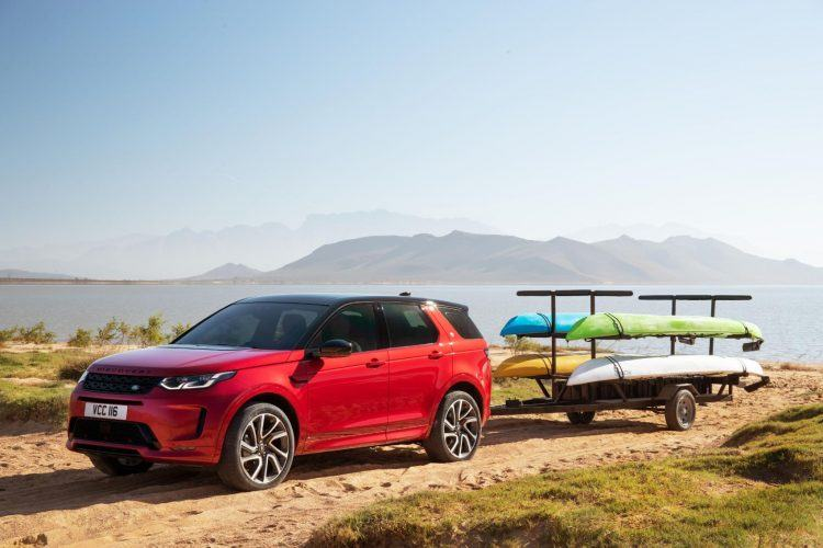 2020 Land Rover Discovery Sport: Mild-Hybrid Systems & Cool Cameras 20