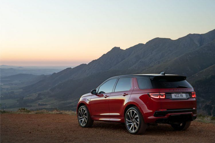 2020 Land Rover Discovery Sport: Mild-Hybrid Systems & Cool Cameras 17