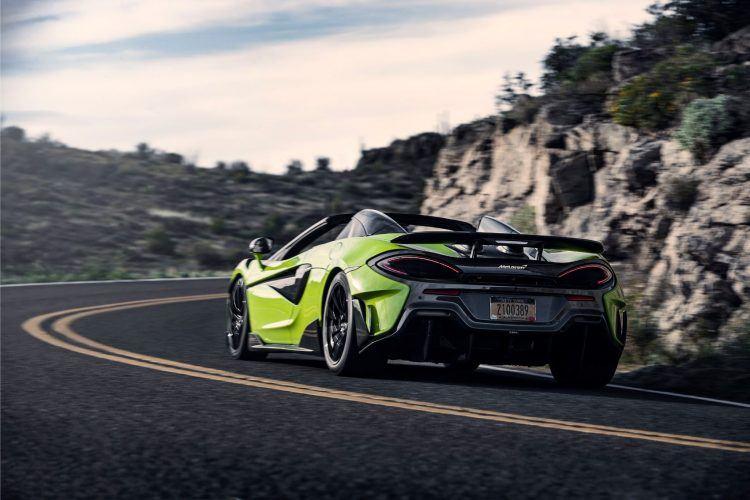 McLaren 600LT Spider Arrives In The USA: Sign Us Up! 17