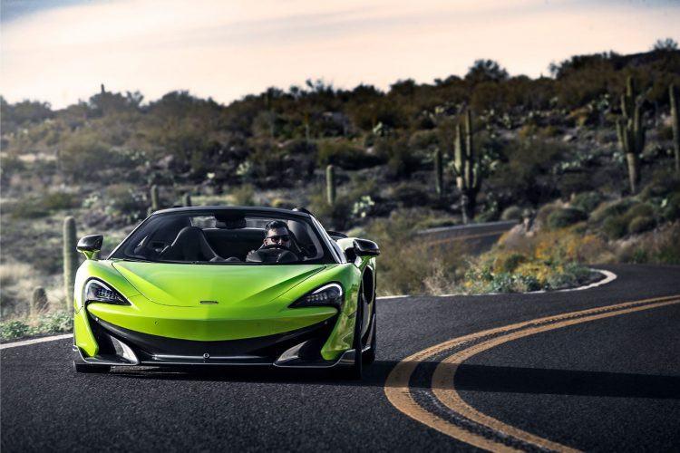 McLaren 600LT Spider Arrives In The USA: Sign Us Up! 16