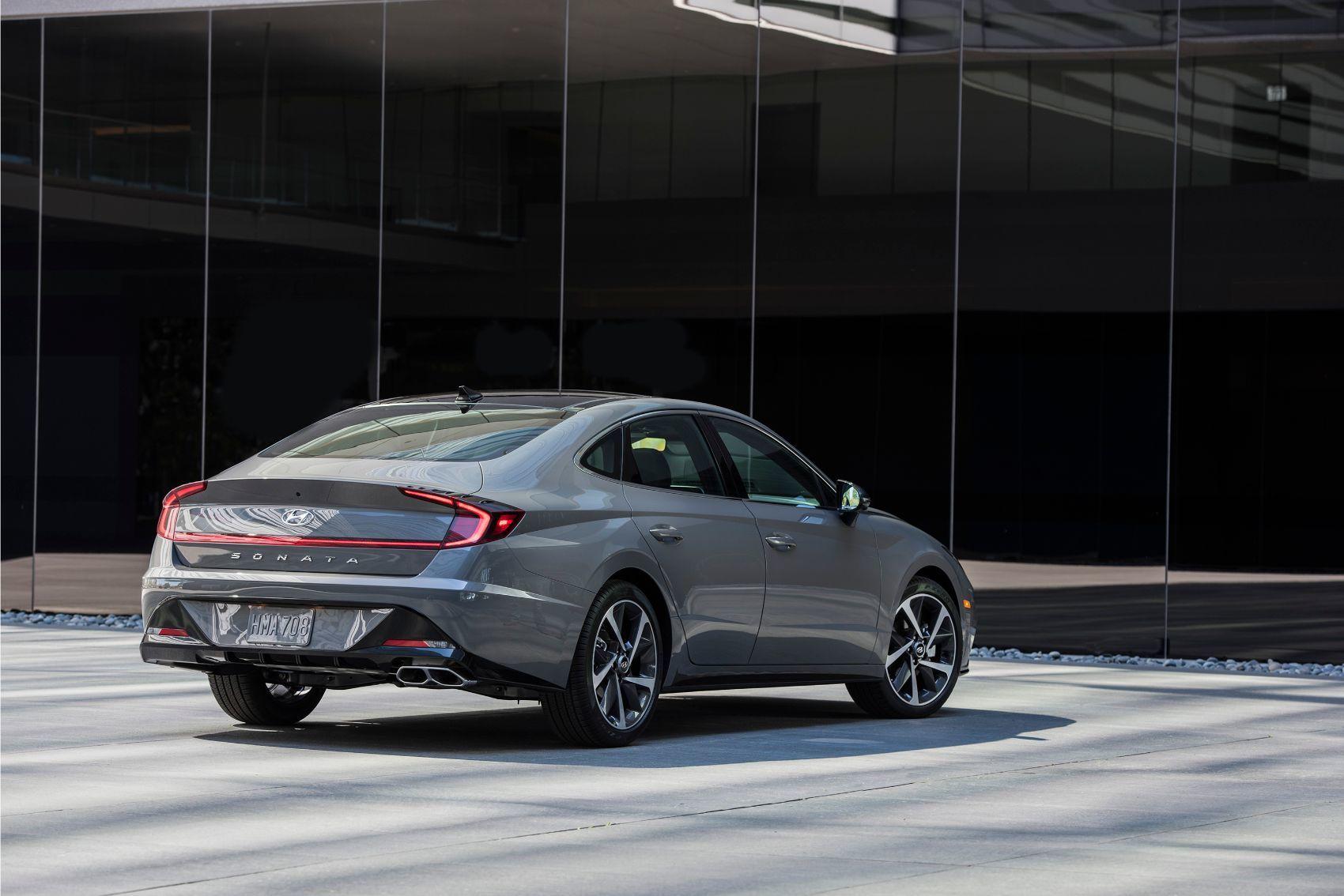 2020 Hyundai Sonata: Right On The Money (Again)