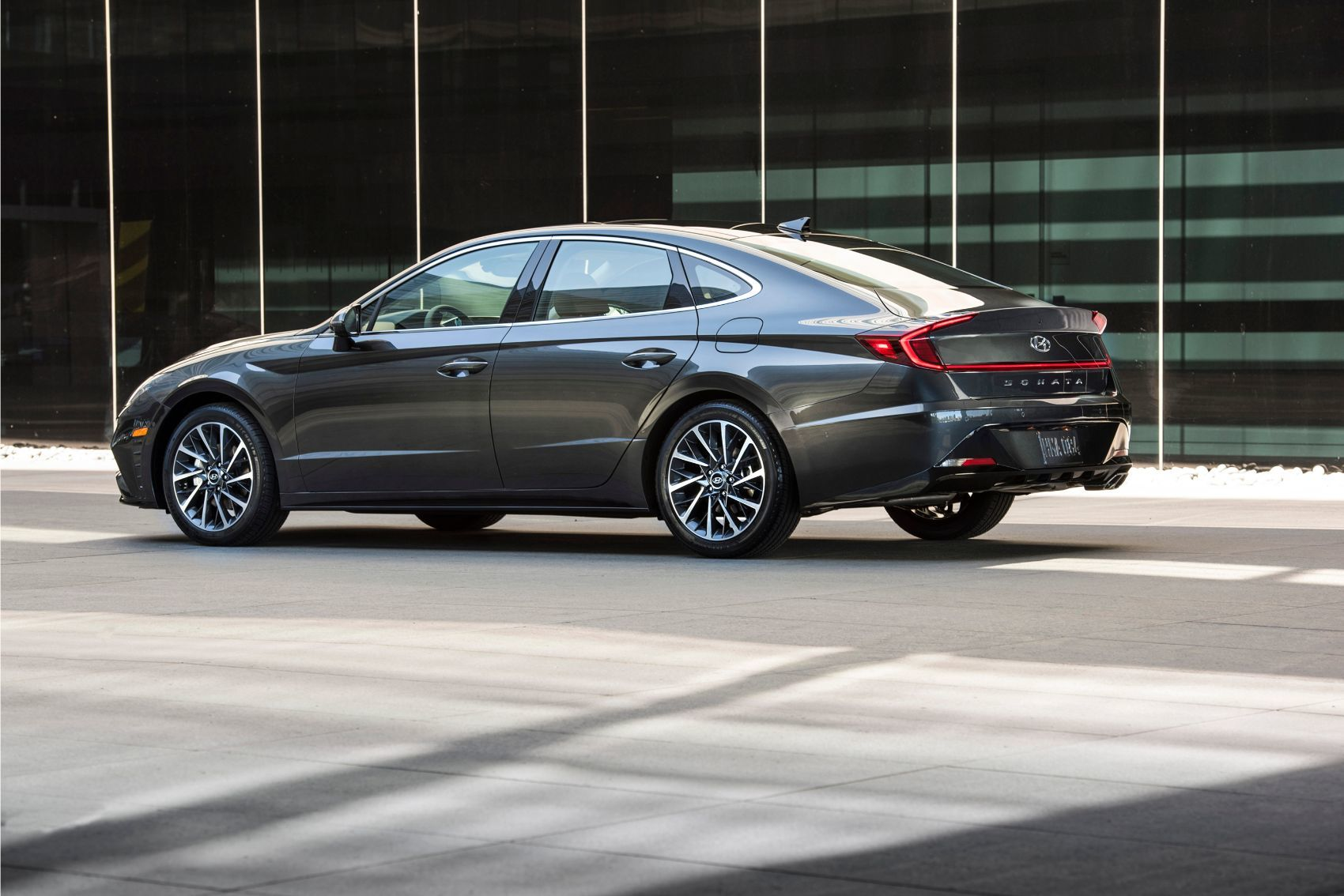 2020 Hyundai Sonata Right On The Money Again