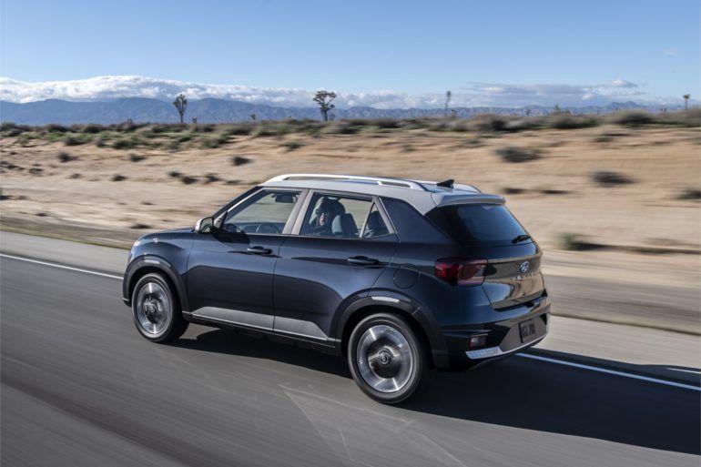 2020 Hyundai Venue: Practical & Efficient; Did Hyundai Hit a Homer? 20
