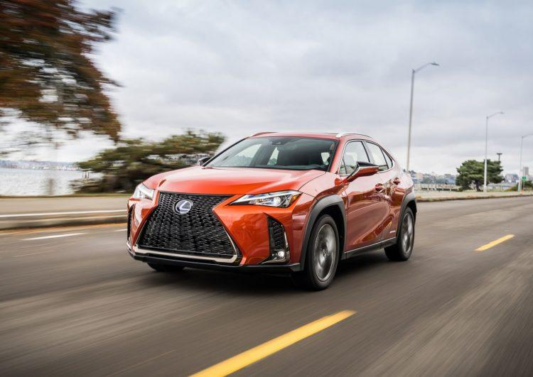 2019 Lexus UX 250h Review: A Small Package For The Big City 19