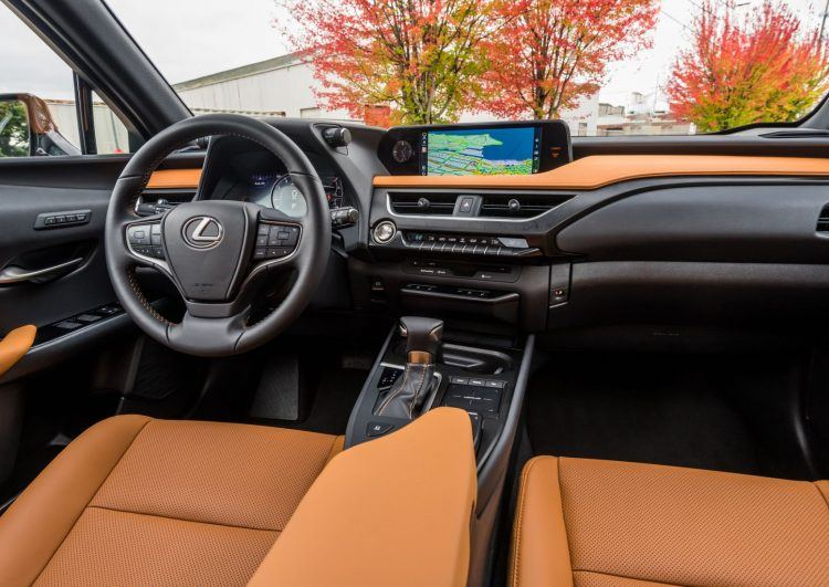 2019 Lexus UX 250h Review: A Small Package For The Big City 17