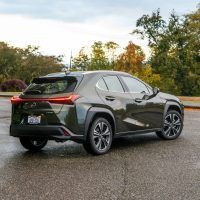 LexusUX NoriGreen 005 F03F7B7EFBBD86B140215770AC66F14B3DB8C8CC 200x200 - 2019 Lexus UX 250h Review: A Small Package For The Big City