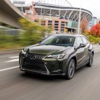LexusUX NoriGreen 033 10846FE32C14A99241832F11B4E2B1EC7CBE76F0 200x200 - 2019 Lexus UX 250h Review: A Small Package For The Big City