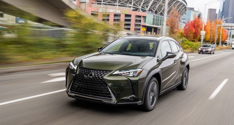 LexusUX NoriGreen 033 10846FE32C14A99241832F11B4E2B1EC7CBE76F0 750x400 - 2019 Lexus UX 250h Review: A Small Package For The Big City