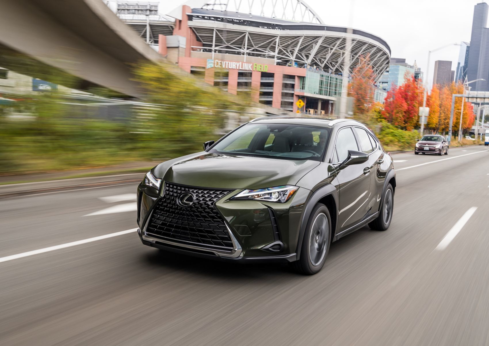 2019 Lexus UX 250h Review: A Small Package For The Big City