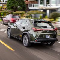 LexusUX NoriGreen 035 532350267F47F7A92703D5B5EC0A2BA0962377B0 200x200 - 2019 Lexus UX 250h Review: A Small Package For The Big City