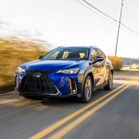 LexusUX UltrasonicBlueMica 002 C0B2A100D3A05FBB631B280ECBAA126FDF9C26F6 200x200 - 2019 Lexus UX 250h Review: A Small Package For The Big City