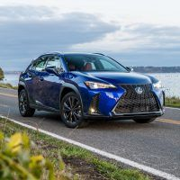 LexusUX UltrasonicBlueMica 003 148E989175DF38800086E8E256A4DF73C3A32163 200x200 - 2019 Lexus UX 250h Review: A Small Package For The Big City