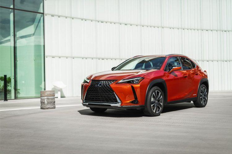 Lexus UX 250h Cadmium Orange 002 9C365359BF79F007D5E3BD40D4EF98A5ACE3788F 750x500 - 2019 Lexus UX 250h Review: A Small Package For The Big City